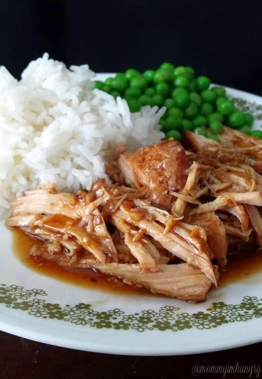 MIH Recipe Blog: Slow Cooker Teriyaki Pork