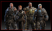 #19 Gears of War Wallpaper