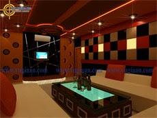 Quy trình thiết kế phòng karaoke