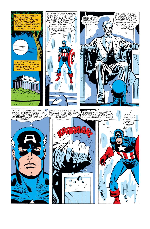 Captain America (1968) Issue #222 #136 - English 13