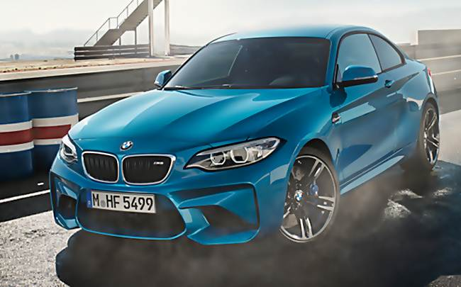 2017 bmw m2 coupe Dual-clutch Transmission