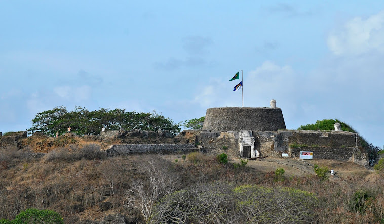 Fortaleza de Nossa Senhora dos Remédios - Ilha de Fernando de Noronha