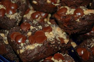 Black bean brownies gluten free