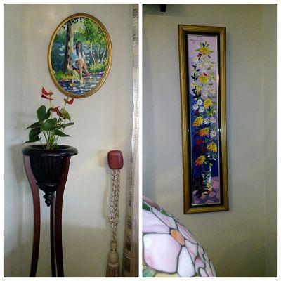 Pinturas de Carolina Cepeda