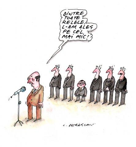 phoca thumb l 196 Caricaturi de caricaturi. By Costel Patrascan