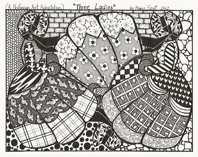 Adult Coloring Books: Complex Designs, Pictures and