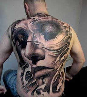 Gambar Tatto 3d Yang Keren [ www.BlogApaAja.com ]