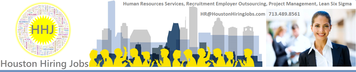 Houston Hiring Jobs - Human Resources Services