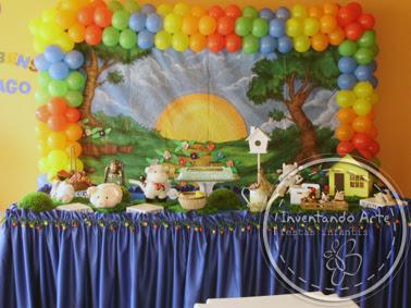 festa infantil fazendinha