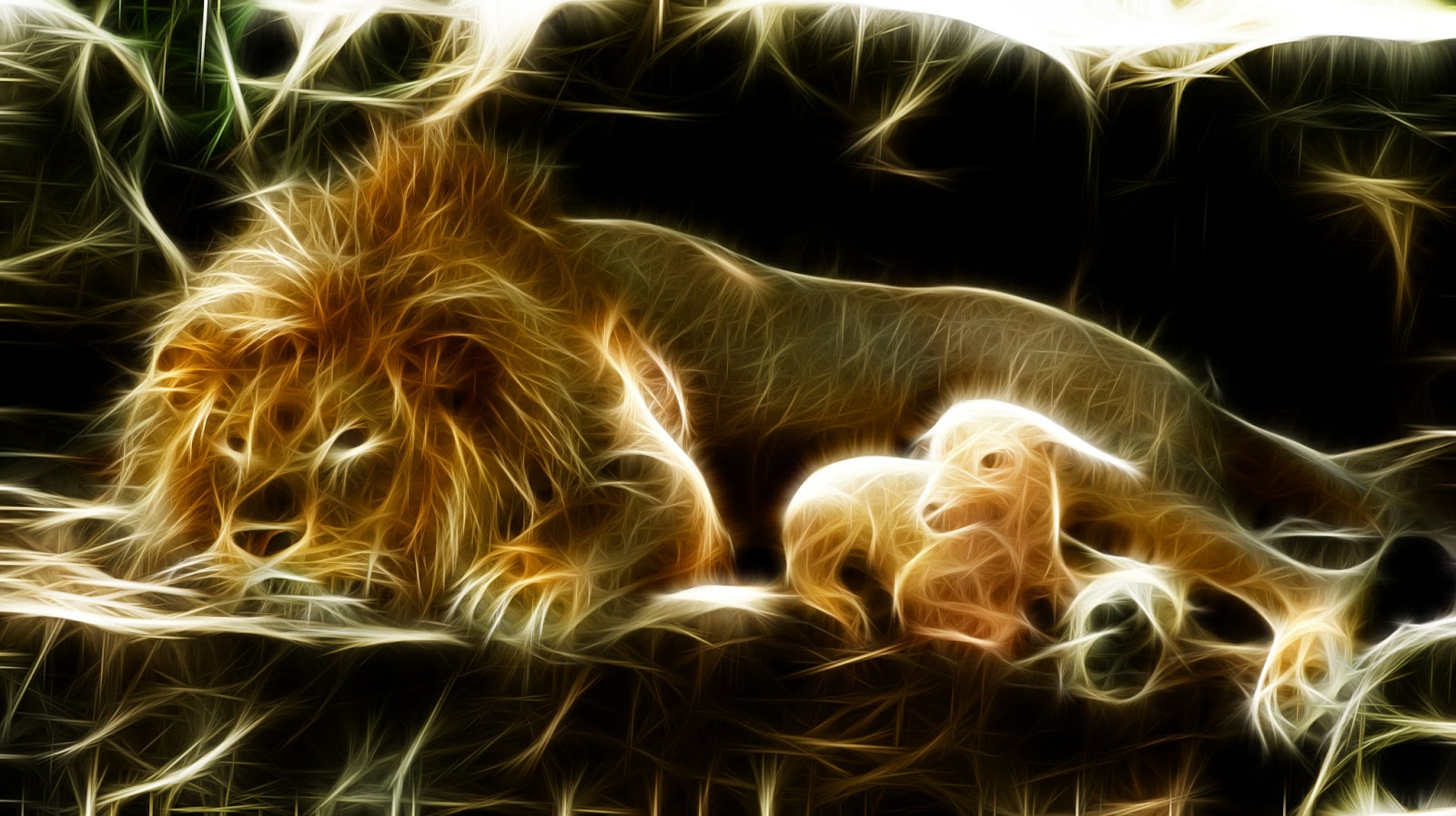 Quotes About Lions And...