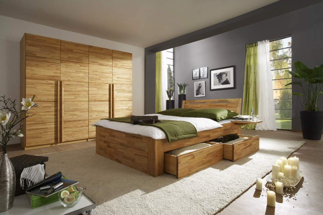 Functional Bedroom Storage Ideas Under
