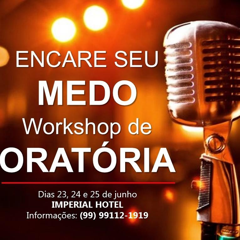 Workshop de Oratória em Imperatriz