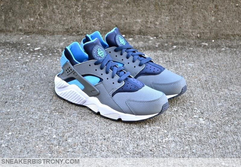 nike air huarache cool grey