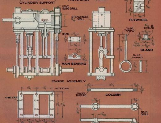 Alma de herrero planos para la construcci n de m quinas for Paginas para hacer planos