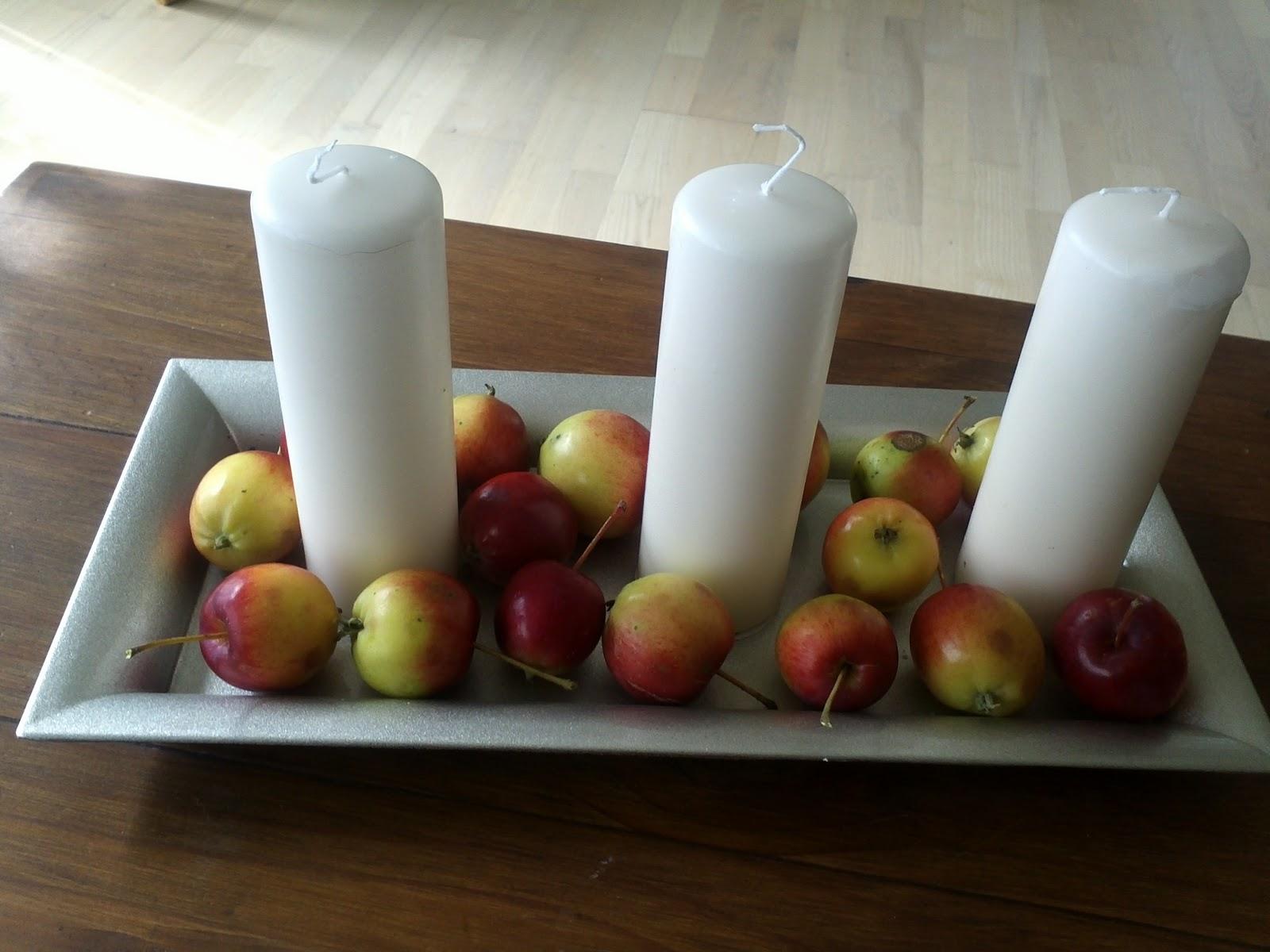 Dekorations æbler