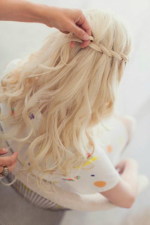 hair style - braid
