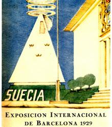 Svenska Torn från 1929 i Barcelona