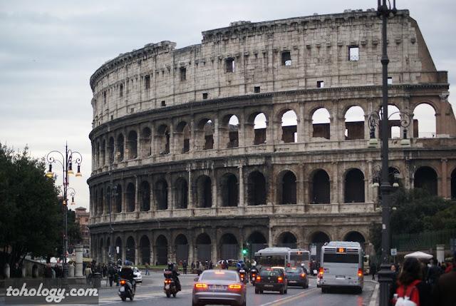 Колизей Colosseum