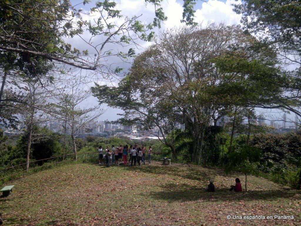 parque natural metropolitano corredor biologico