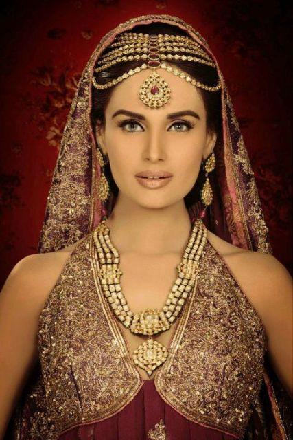 Bridal Wear lehnga 2012 by Lajwanti