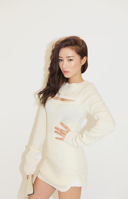 Park Sora All White Beauty