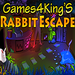 Games4King Rabbit Escape