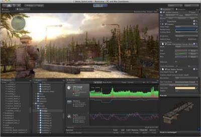 Unity 3D Pro 4.0.1 crack free download   SimplyDL.com