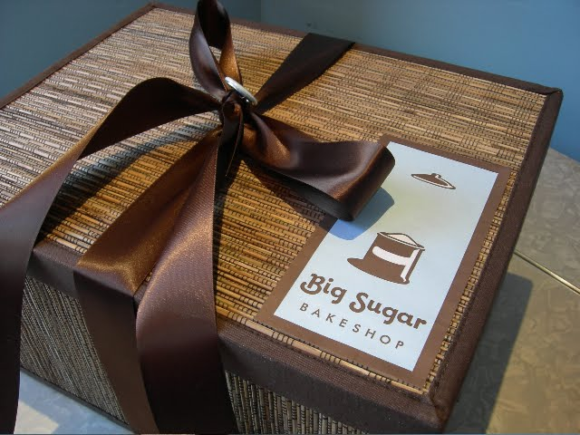 Big Sugar Bakeshop December 2011