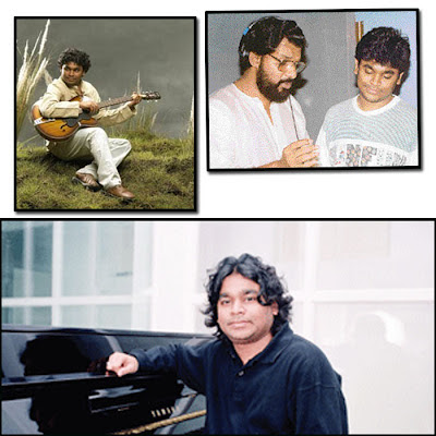 A R Rahman's Photos