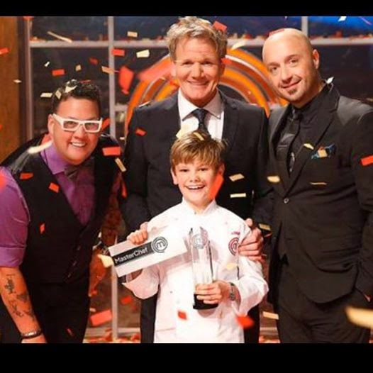 Winner Of MasterChef Junior