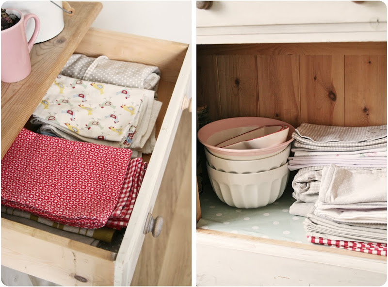 Countrykitty dining room about decluttering and sorting out - Casa ordinata e organizzata ...
