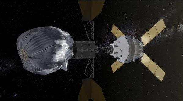NASA Dapat Cara Atasi Ancaman Asteroid