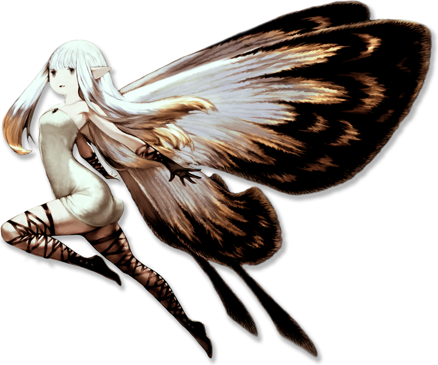 Bravely Default Airy Cryst-Fairy