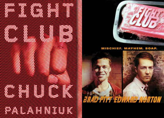 Fight Club book to movie