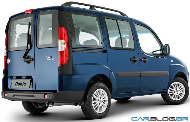 Fiat Doblò 2013 Essence 1.8