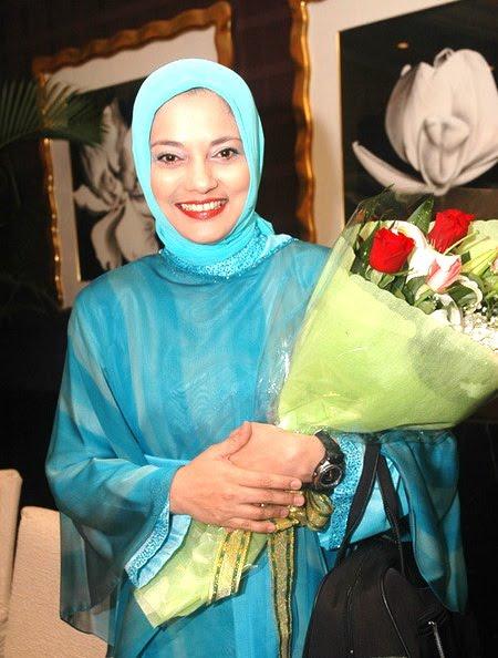 Inspirasi Medan dalam Marissa Haque & Ikang Fawzi