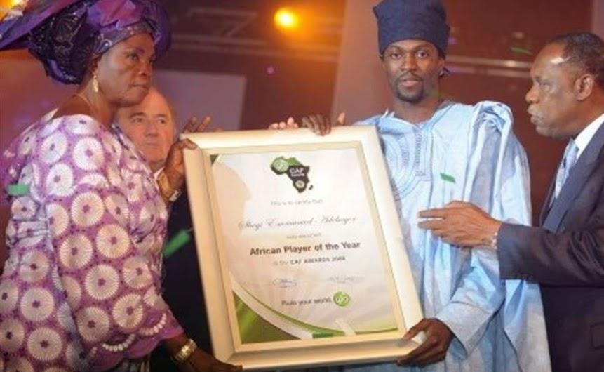 نتيجة بحث الصور عن adebayor the best in africa