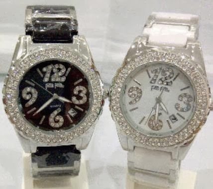 Jam Tangan Follie Folie 9336 Ceramics Murah