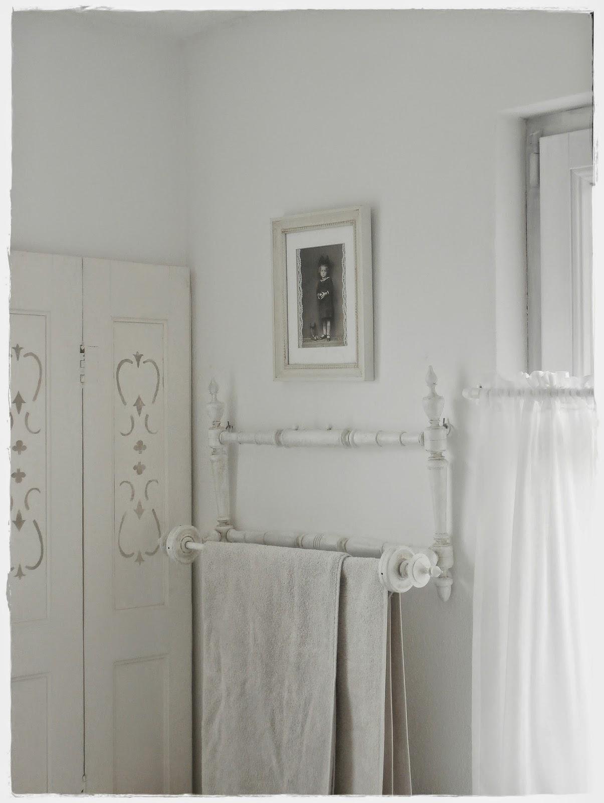 Shabby and Charme: Una favolosa stanza da bagno in stile shabby chic