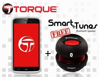 Torque Mobile Announced Smart+Tunes Bluetooth Speaker