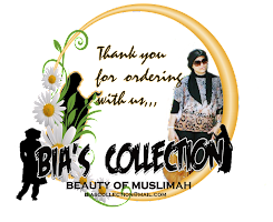 Thanks for Shopping @bia's Collection
