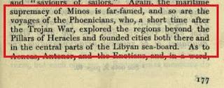 Strabo Phoenicians in America
