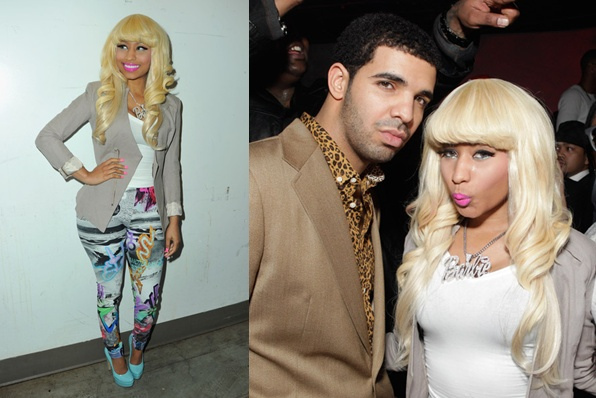 nicki minaj and drake together. Drake amp; Nicki Minaj Party