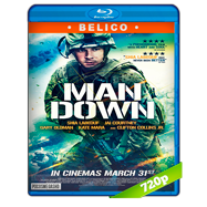 Man Down (2015) BRRip 720p Audio Ingles 5.1 Subtitulada