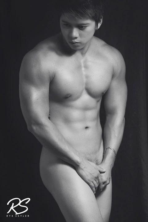 Sebastian Dacles Nude