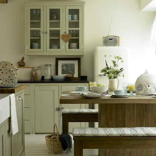 Olive Kitchen Cabinets Picture