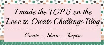 Love to Create challenge
