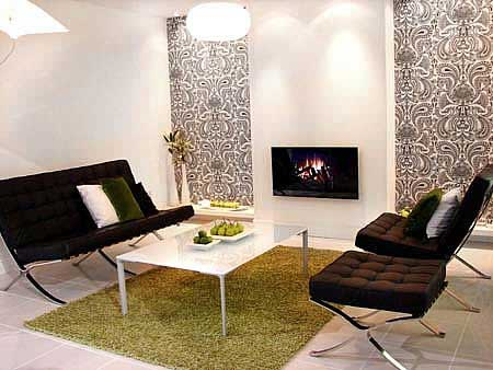 Living Room Decorating Ideas: Modern Living Room Design 01
