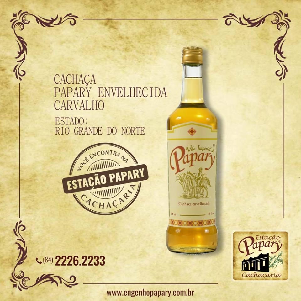 CACHAÇA PAPARY