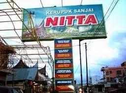 Jual Kerupuk ( Keripik ) Sanjai Balado Kota Bukittinggi-Padang Paling Murah
